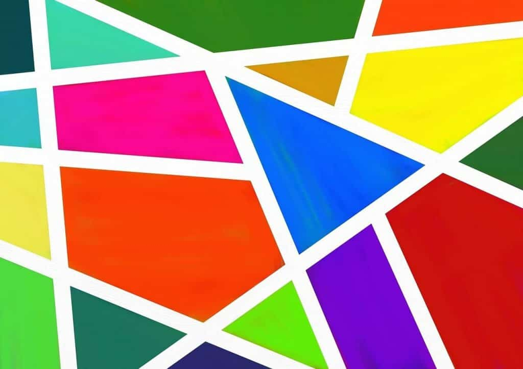 Be Renovative - geometrical wall decor, helping to make house / apartment renovation simple, practical and fun