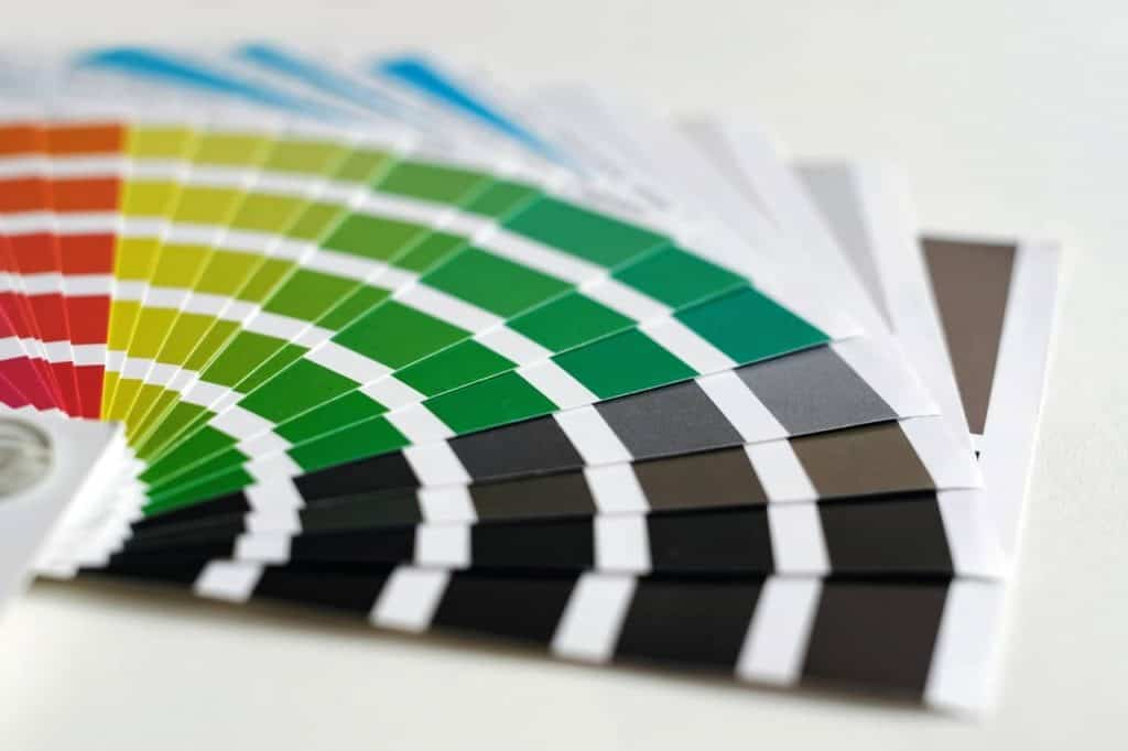 Be Renovative - color palette renovation, helping to make house / apartment renovation simple, practical and fun