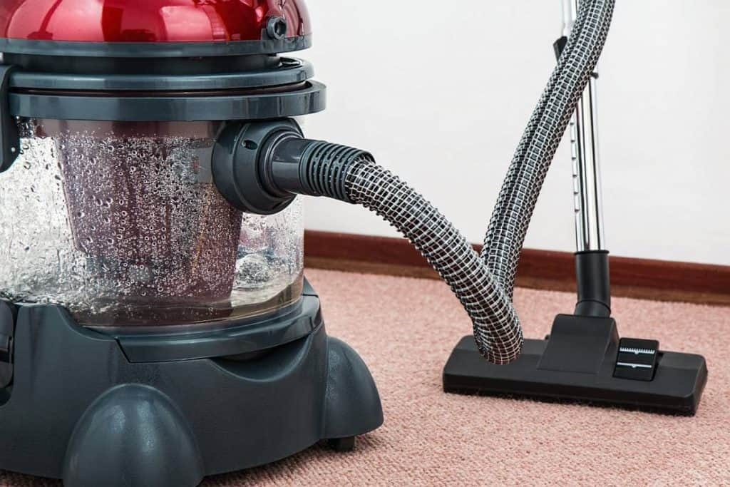 Be Renovative - vacuum cleaner, helping to make house / apartment renovation simple, practical and fun